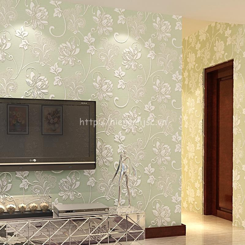 Giấy dán tường 3D tại Ba Đình Hà Nội - 3D019