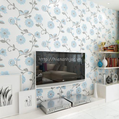 Giấy dán tường hoa dập nổi - 3D030