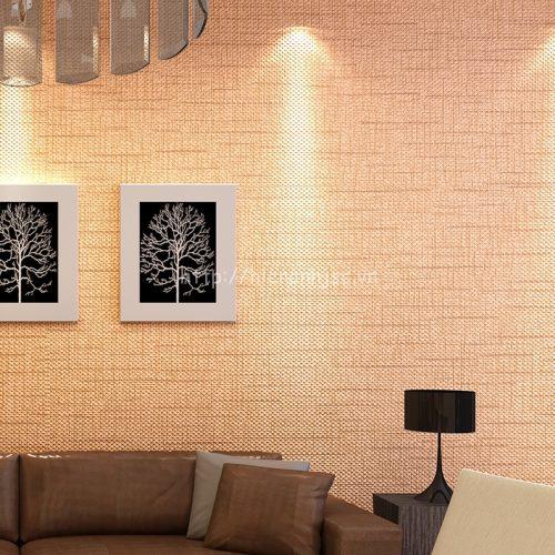 Giấy dán tường 3D phòng khách họa tiết đơn giản - 3D031