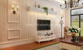 Vải dán tường 3D 5D | Mẫu vải dán tường cao cấp bền đẹp, giá rẻ