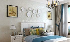 Tổng hợp mẫu giấy dán tường 1 màu đẹp và ấn tượng nhất