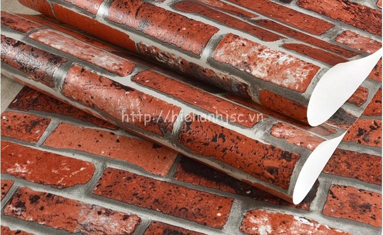 Mẫu giấy dán tường chống ẩm mốc cho nhà bếp Hiển Anh
