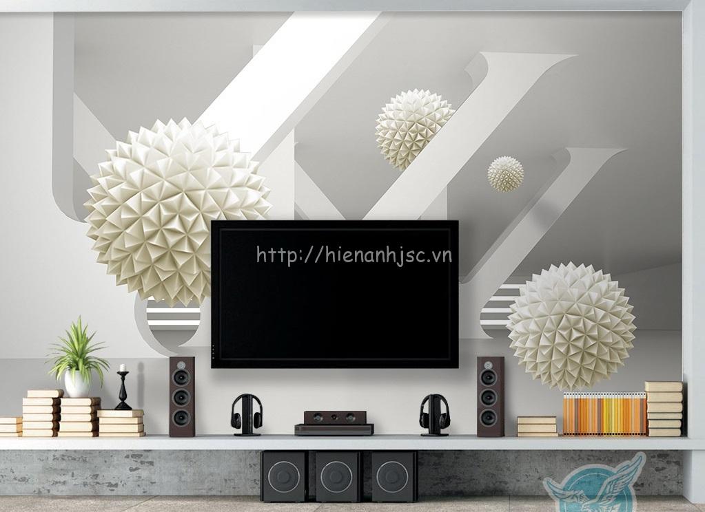 Tranh dán tường 5D - Tranh họa tiết hiện đại 5D021
