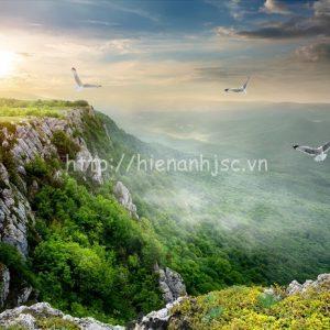 Tranh phong cảnh thiên nhiên 5D
