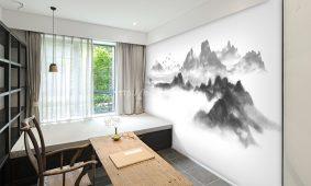 Giấy dán tường 3D 5D tại Yên Bái | Các mẫu tranh dán tường rẻ đẹp