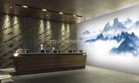 Giấy dán tường 3D và 5D tại Quảng Nam | Giấy dán tường đẹp giá rẻ
