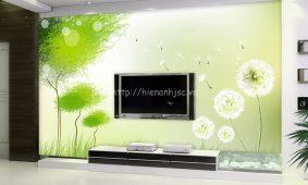 Giấy dán tường 3D 5D tại Khánh Hòa   Tranh dán tường rẻ đẹp nhất