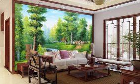 Giấy dán tường tại Bình Phước | Chuyên bán giấy dán tường rẻ đẹp nhất