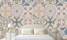 Giấy dán tường phòng ngủ | Các mẫu giấy dán tường 3D phòng ngủ đẹp