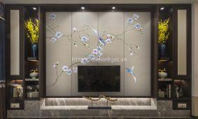 Giấy dán tường 3D 5D tại Thanh Hóa | Mẫu giấy dán tường giá rẻ đẹp