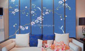 Giấy dán tường ở Hà Nội | Mẫu giấy dán tường 3D 5D rẻ đẹp nhất Hà Nội