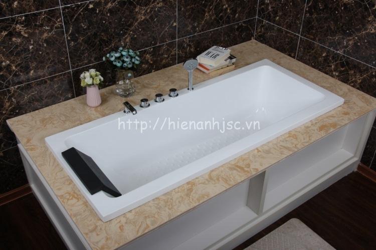 Bồn tắm nằm cao cấp Hiển Anh BT007