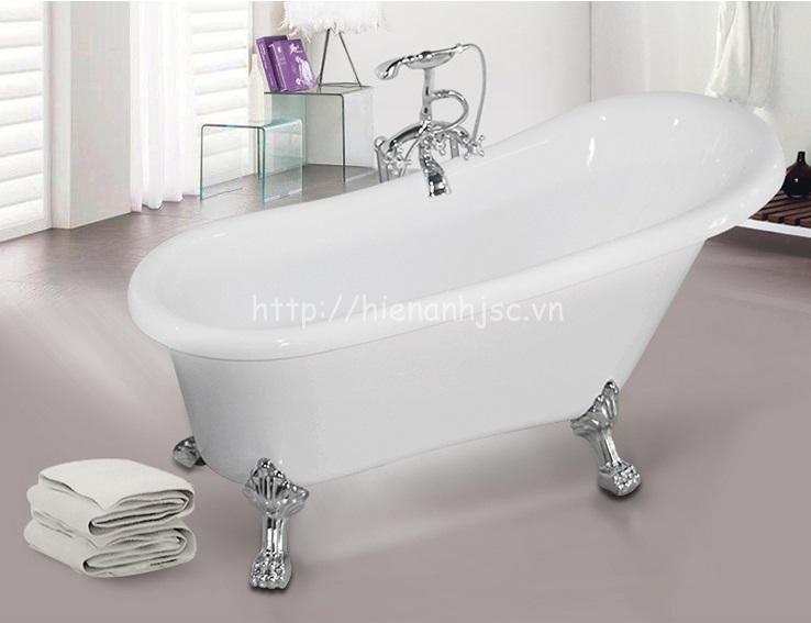 Bồn tắm nằm cao cấp Hiển Anh BT008