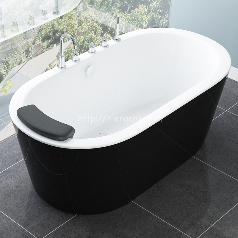 Bồn tắm nằm cao cấp Hiển Anh BT009