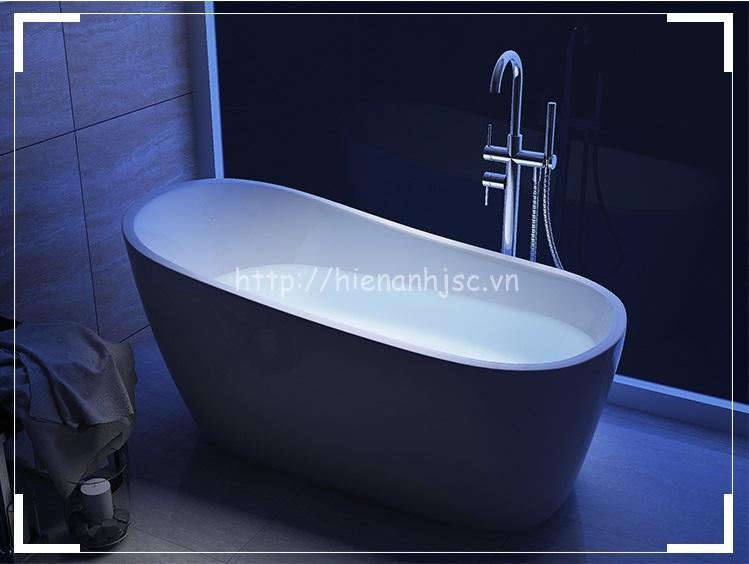 Bồn tắm nằm cao cấp Hiển Anh BT002