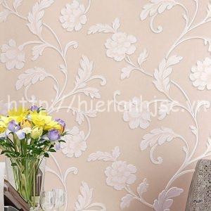 3D126-3-giay dan tuong 3d hoa tiet hoa la
