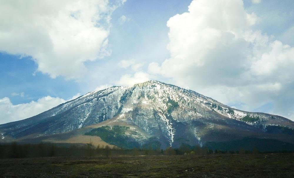 Tranh dán tường 3D 5D phong cảnh núi 02