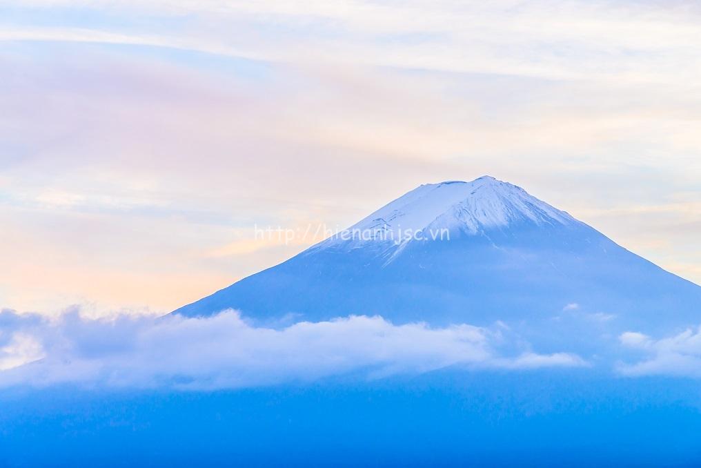 Tranh dán tường 3D 5D phong cảnh núi 04