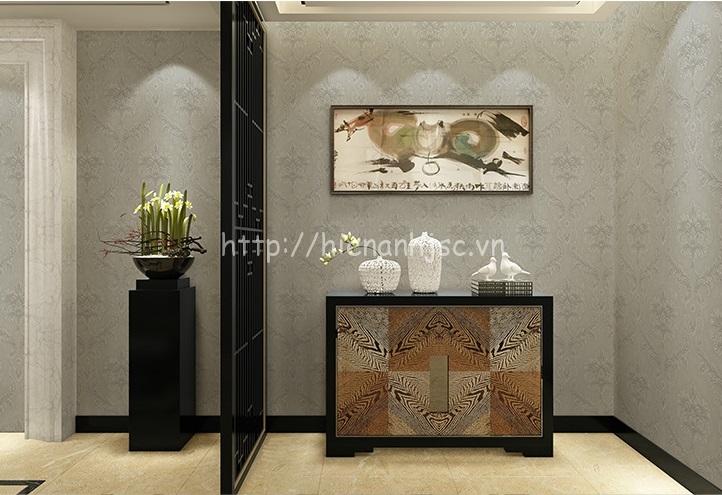 Giấy dán tường 3D - Họa tiết hoa văn cách điệu 3D149 màu 4