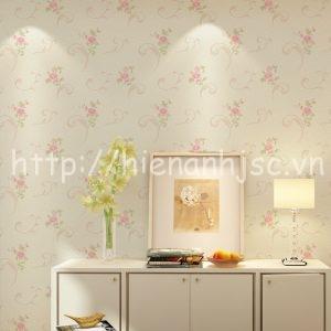 3D153-1-giay dan tuong 3d hoa tiet hoa hong