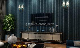 Cách lựa chọn mẫu giấy dán tường 3D phòng khách sang trọng nhất