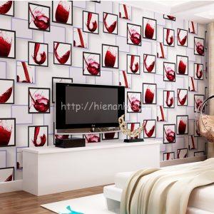 3D160-4-giay dan tuong 3d hoa tiet tranh hien dai - Copy