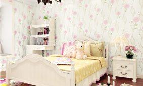 Cách trang trí phòng ngủ bằng giấy dán tường | Hiển Anh JSC