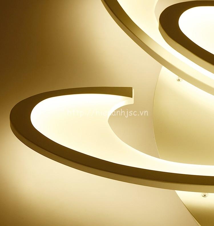 Đèn trần trang trí hiện đại phong cách Bắc Âu DTT031