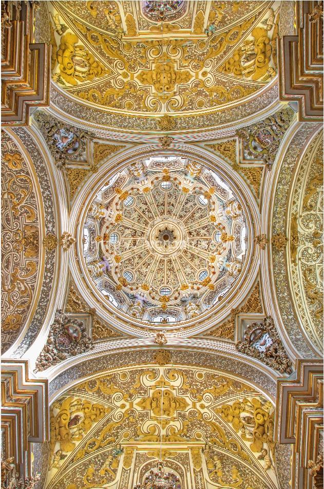 Tranh dán tường - Tranh dán trần hoàng gia phong cách châu âu 5D106