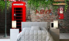 Báo giá giấy dán tường, giấy dán tường 3D rẻ đẹp toàn quốc