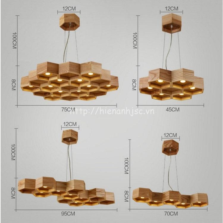 Các kích thước chi tiết của của từng mẫu để bạn tham khảo