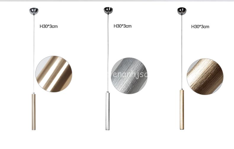 Thân đèn được làm từ chất liệu kẽm hợp kim cao cấp