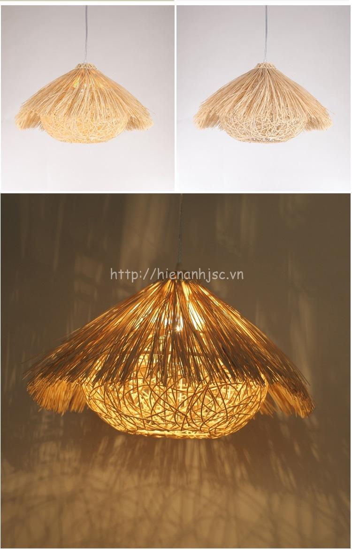 Đèn led sáng tạo thân nhôm hình nón