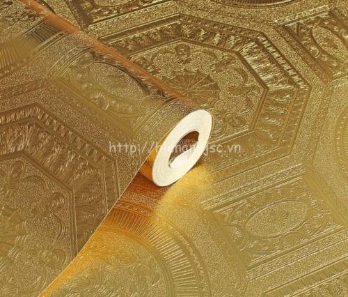 3D188-1-giay dan tuong trang kim luc giac hoang gia