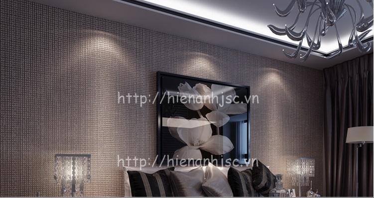 Giấy dán tường phòng karaoke đẹp sang trọng - 3D125