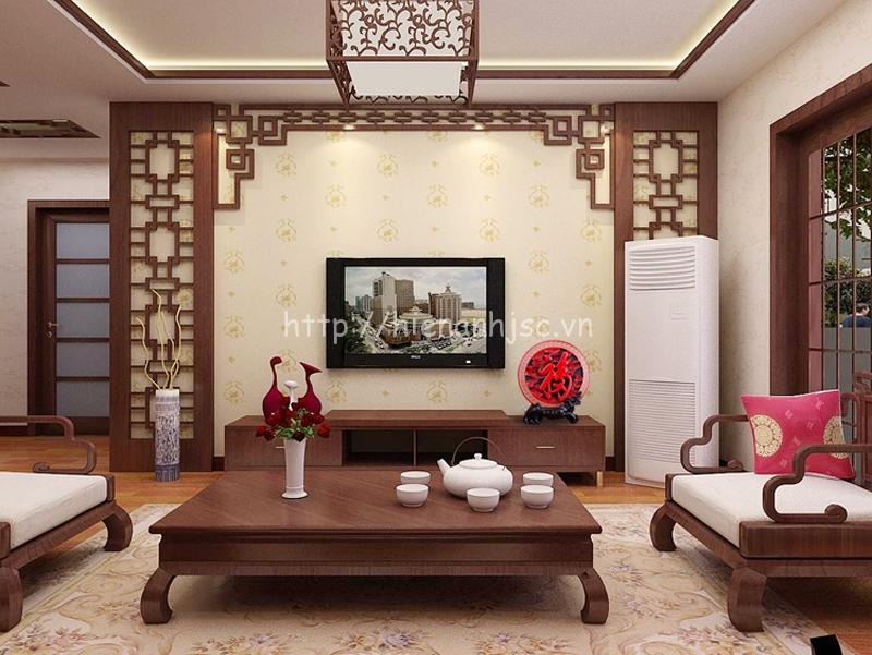 """""""Phúc đáo vạn gia"""" thường được sử dụng trang trí cho phòng khách, thư phòng, phòng làm việc"""