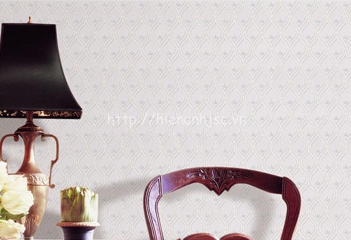 Họa tiết oval cách điệu hiện đại 3D198 mẫu số 2