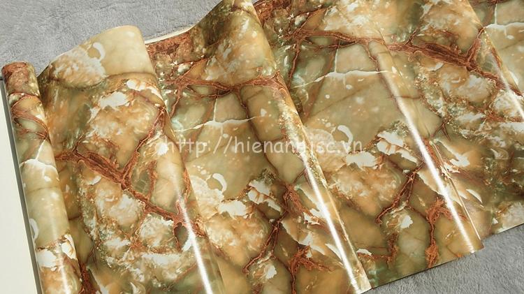 Hình ảnh cuộn giấy sáng bóng như sử dụng đá tự nhiên