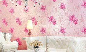7 mẫu giấy dán tường cho phòng khách hiện đại nhất