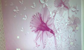 Tranh dán tường Hà Nội, tranh 3D và tranh 5D cao cấp nhất