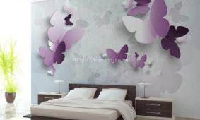 Chuyên giấy dán tường và tranh 5D dán tường quận 3 TPHCM