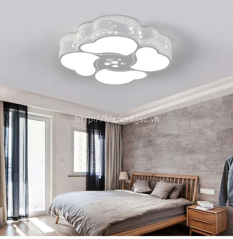 Đèn trần LED trang trí thiết kế sáng tạo DTT059 mẫu H