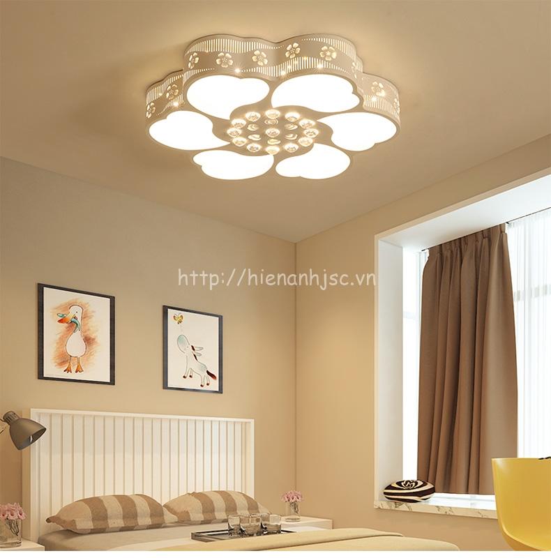 Đèn trần LED trang trí thiết kế sáng tạo DTT059 mẫu J