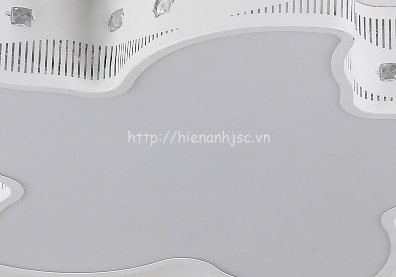 Đèn trần LED trang trí thiết kế sáng tạo bộ 10 mẫu DTT059