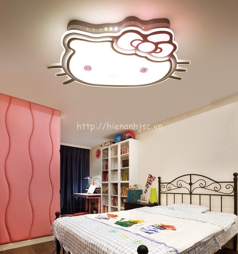 Với ánh sáng nhẹ nhàng, ấm áp độ sáng phù hợp cho căn phòng có diện tích 15-25m2