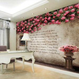 5D130-tranh tuong hoa hoai co