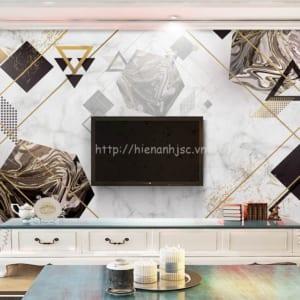 5D176-tranh-dan-tuong-hinh-hop-hien-dai-don-gian-nen-da-marble
