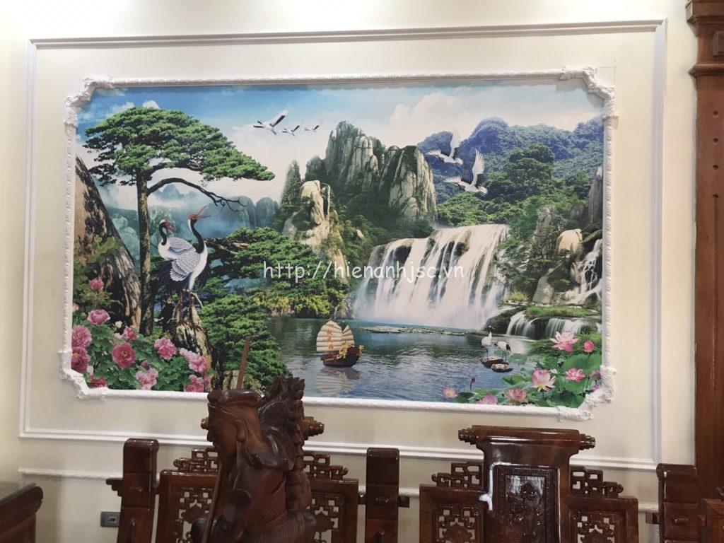 Chuyên cung cấp tranh dán tường 3D khổ lớn Hà Nội Tranh-5D-phong-canh-1024x768