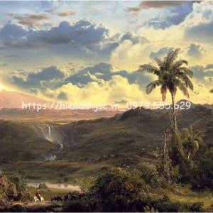 tranh-dan-tuong-boi-canh-cao-nguyen-may-troi-5D209-2