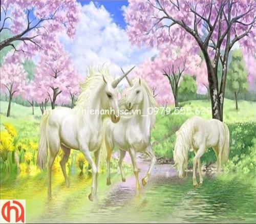 tranh-dan-tuong-boi-canh-ngua-mot-sung-than-tien-5D204-2